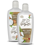 Green Beaver Coconut Moisturizing Shampoo & Conditioner Value Pack