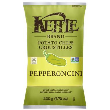 Kettle Pepperoncini Potato Chips
