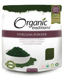Organic Traditions Spirulina Powder