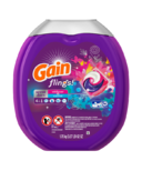 Gain Flings! 4-in-1 Laundry Pacs with Oxi-Boost & Febreze
