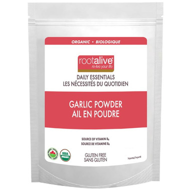 Rootalive Organic Garlic Powder