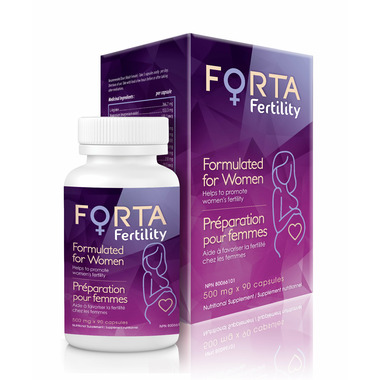Forta Fertility Formulated for Women
