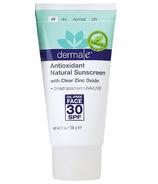 Derma E Antioxidant Natural Sunscreen Face Lotion