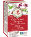 Traditional Medicinals Cold Season Tea Sampler