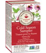 Traditional Medicinals Cold Season Tea Sampler