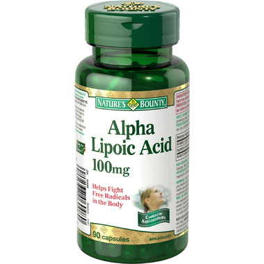 Nature\'s Bounty Alpha Lipoic Acid