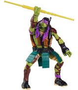 Ninja Turtles Combat Warrior Donatello Figure