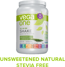 NEW! Unsweetened Natural Stevia free