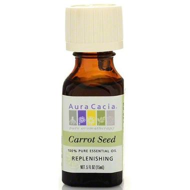 Aura Cacia Carrot Seed Essential Oil