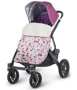Uppa Baby Stroller Blankie Raspberry