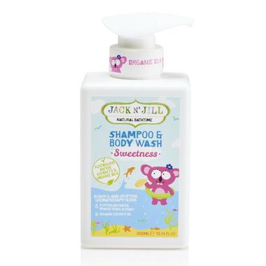Jack N\' Jill Sweetness Shampoo and Body Wash