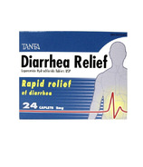 Tanta Diarrhea Relief Caplets