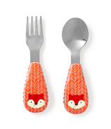 Skip Hop Zoo Utensils Set Fox