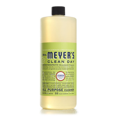 Mrs. Meyer\'s Clean Day Lemon Verbena All Purpose Cleaner