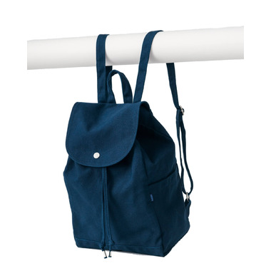 Baggu Drawstring Backpack in Indigo