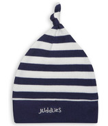 Juddlies Newborn Cap Patriot Blue Stripe
