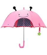 Skip Hop Zoo Little Kid Umbrella Lady Bug