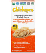 Chickapea Pasta Organic Lentil Shells & Cheese