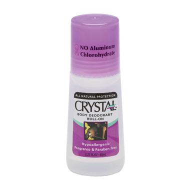 Crystal Body Deodorant Roll-On