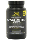 PVL Essentials 100% Natural D-Aspartic Acid