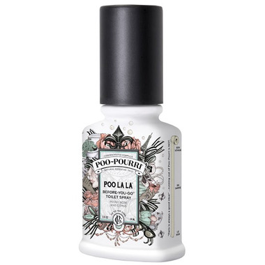 Buy poo pourri poo la la before you go toilet spray at free shipping 35 in canada for Poo pourri before you go bathroom spray