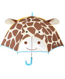 Skip Hop Zoo Little Kid Umbrella Giraffe