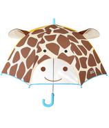 Skip Hop Zoo Little Kid Umbrella Giraffe