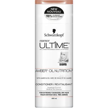 Schwarzkopf Essence Ultime Amber+ Oil Nutrition Conditioner