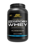 PVL Essentials All Natural Iso Sport Whey