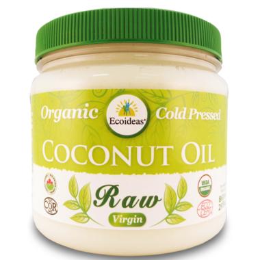Ecoideas Raw Coconut oil