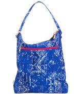Logan and Lenora Waterproof Hobo Bag