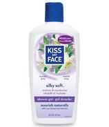 Kiss My Face Silky Soft Shower Gel