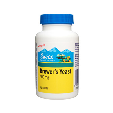 Swiss Natural Sources Brewers Yeast