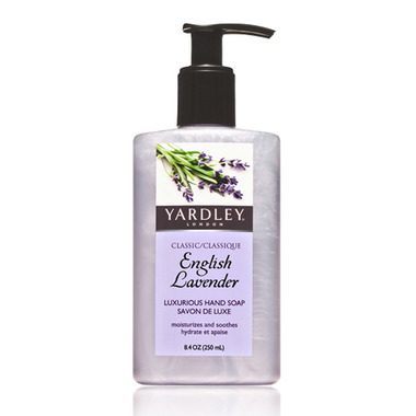 Yardley English Lavender Liquid Hand Soap