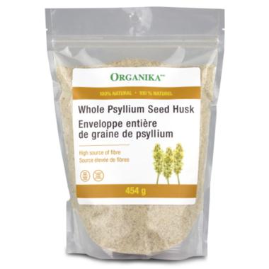 Organika Whole Psyllium Seed Husk