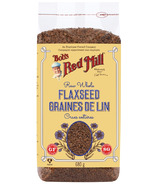 Bob's Red Mill Raw Whole Flaxseed