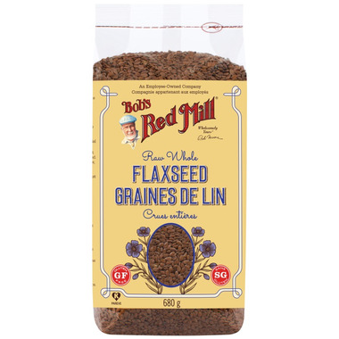 Bob\'s Red Mill Raw Whole Flaxseed