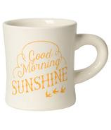 Now Designs Good Morning Sunshine Dinner Mug