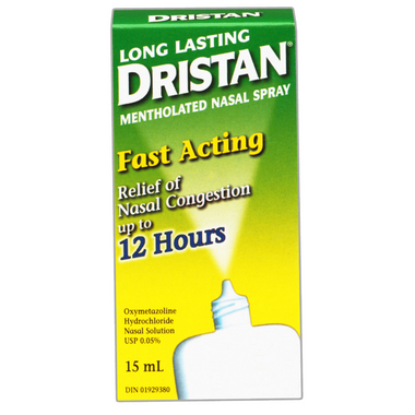 Dristan Nasal Spray Mentholated Formula