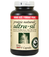 Prairie Naturals Ultra-Sil For Bones, Hair, Skin & Nails