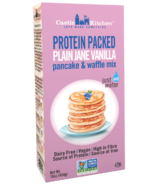Castle Kitchen Protein Packed Plain Vanilla Pancake & Waffle Mix