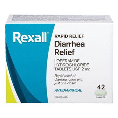 Rexall Rapid Diarrhea Relief