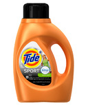 Tide Plus Febreze Freshness Liquid Laundry Detergent