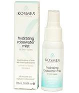 Kosmea Hydrating Rosewater Mist Travel Size