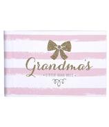 C.R. Gibson Grandma's Brag Book Sweet Sparkle