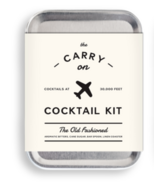 Carry On Cocktail Kit The Old Fashioned