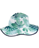 Banz Reversible Bucket Hat Leaf