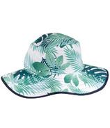 Banz Revrsible Bucket Hat Leaf