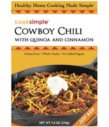 Cook Simple Cowboy Chili