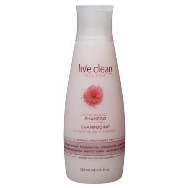 Live Clean Colour Protect Shampoo